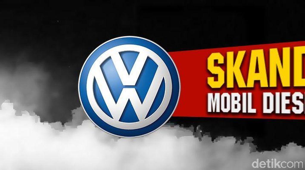 Skandal Mobil Diesel VW