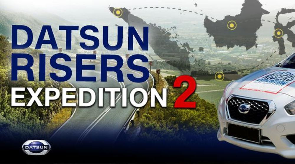 Datsun Risers Expedition