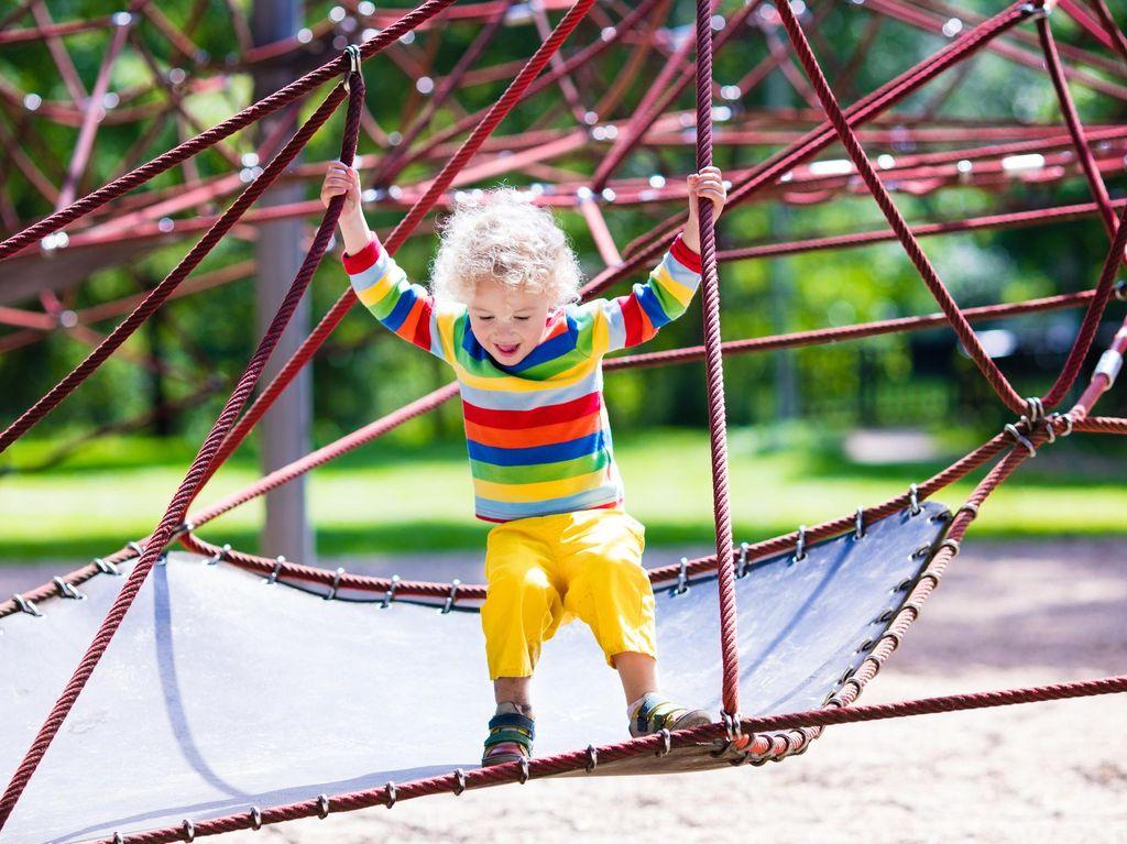 Anak Malas Bergerak dan Olahraga, Waspada Tulangnya Jadi Rapuh