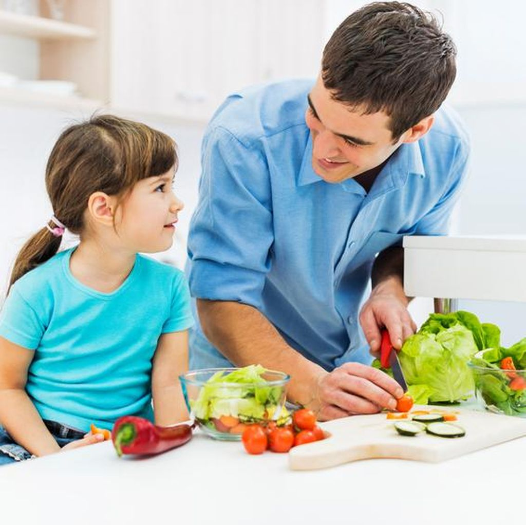Kata Dokter, Begini Ciri-ciri Saluran Cerna Anak yang Sehat