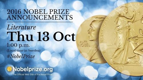 Nobel Sastra 2016