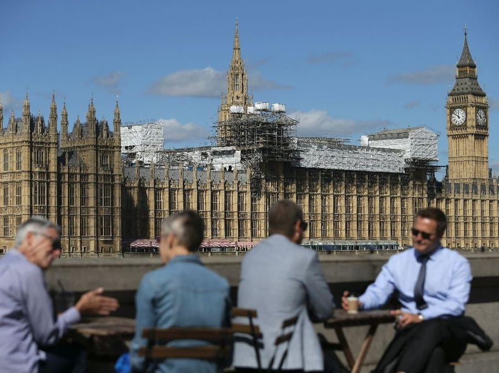 Terkait Teror London, Hindari Dulu Kawasan Wisata Ini
