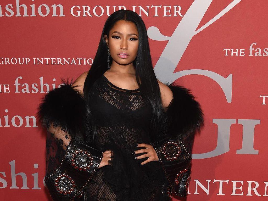 Gabung dengan Agensi, Nicki Minaj Ekspansi Karier Jadi Model Fashion