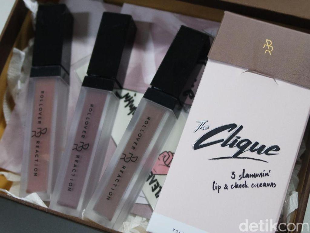 Product Review: Lipstik Cokelat dari Brand Lokal Rollover Reaction