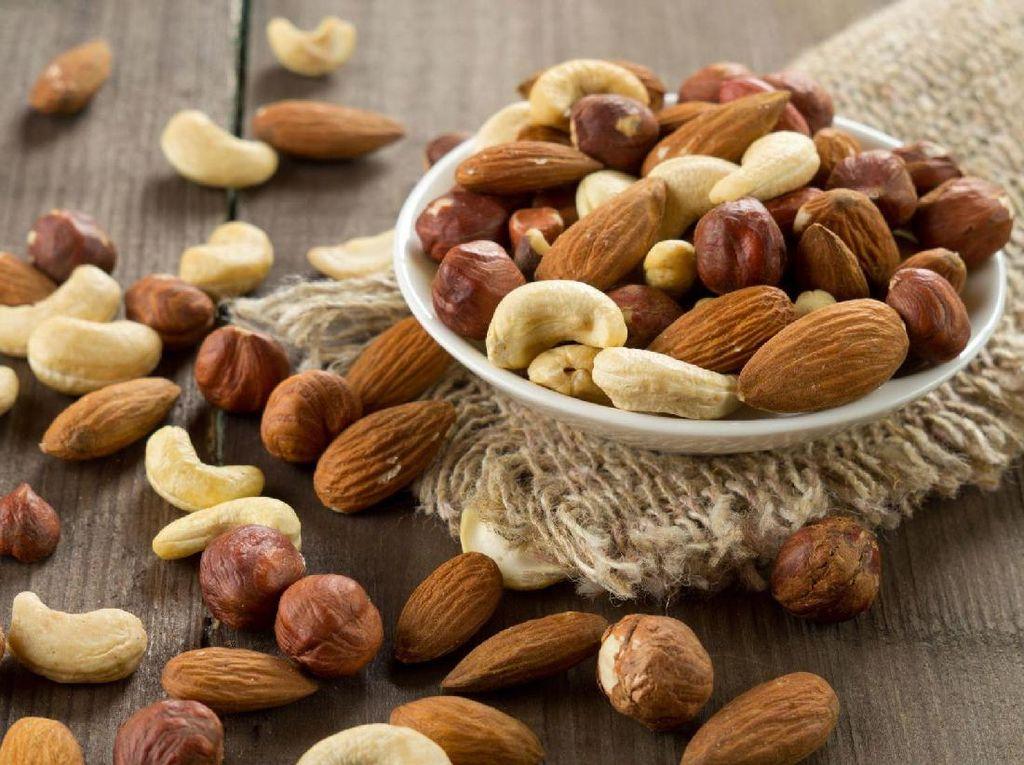 Konsumsi Kacang Mete dan Almond Bisa Cegah Kanker Usus Kambuh Lagi