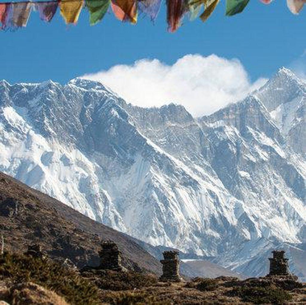 Rahasia Suku Sherpa Bisa Hidup di Ketinggian Ekstrem