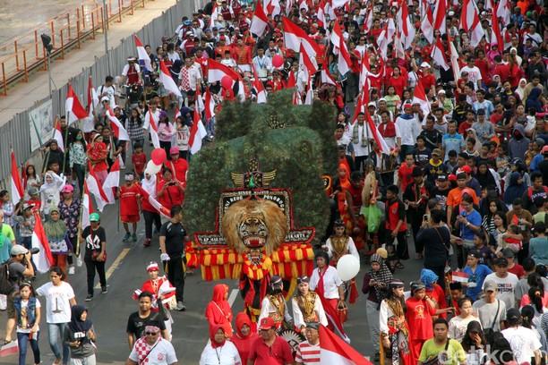 Karnaval Cinta NKRI