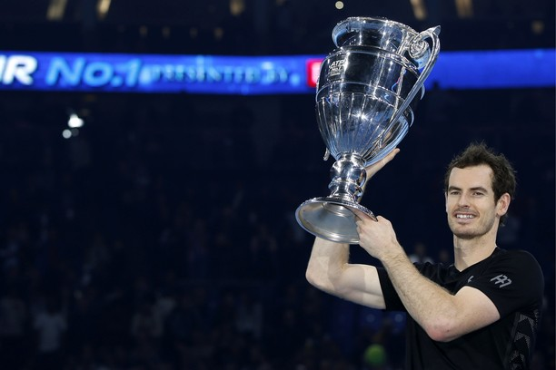 Murray Juara ATP World Tour Finals