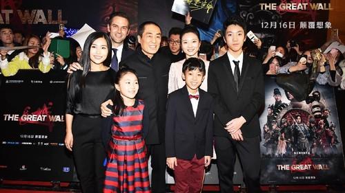 Wawancara Eksklusif dengan Bintang 'The Great Wall'