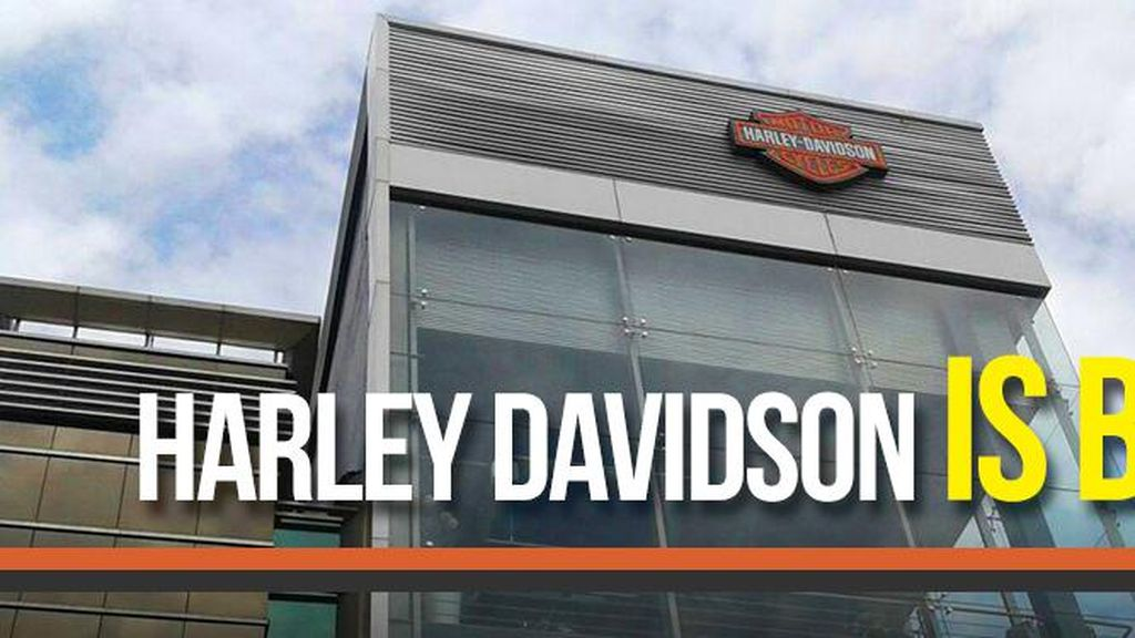 Harley-Davidson is Back