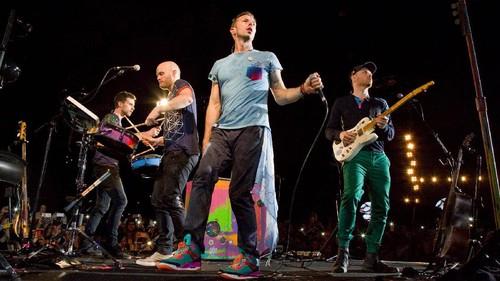Tur Coldplay di Asia