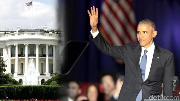 Perpisahan Obama