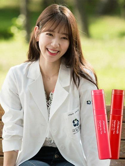 Product Review:  Lip Tint Mamonde yang Dipakai Park Shinhye di Doctors