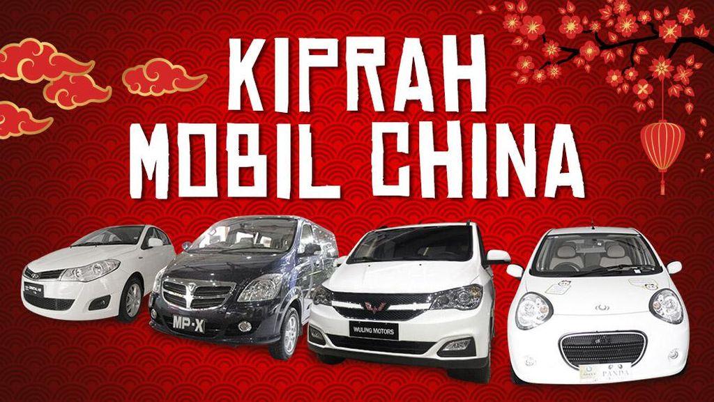 Kiprah Mobil China di Indonesia