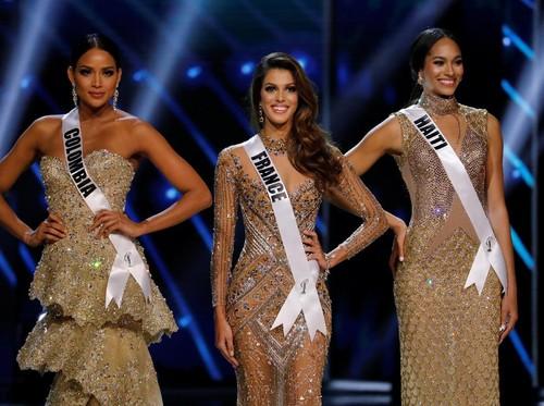 Miss Colombia ke Steve Harvey Soal Insiden Salah Sebut Nama: Orang Membencimu