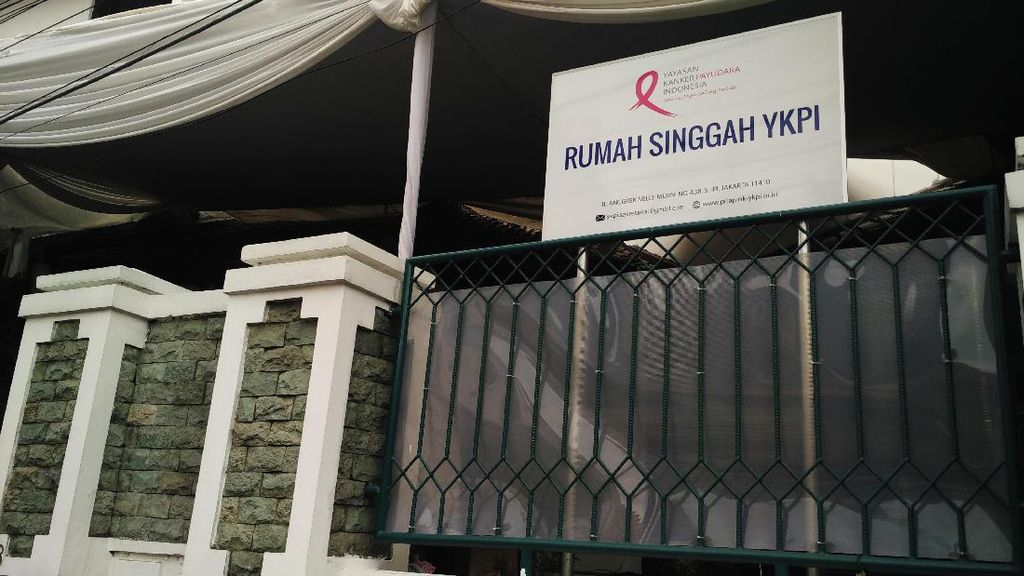 YKPI Resmikan Rumah Singgah Khusus Pasien Kanker Payudara