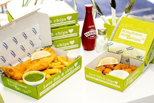 Gerai Kingfisher Fish And Chips Diprediksi Segera Dapat