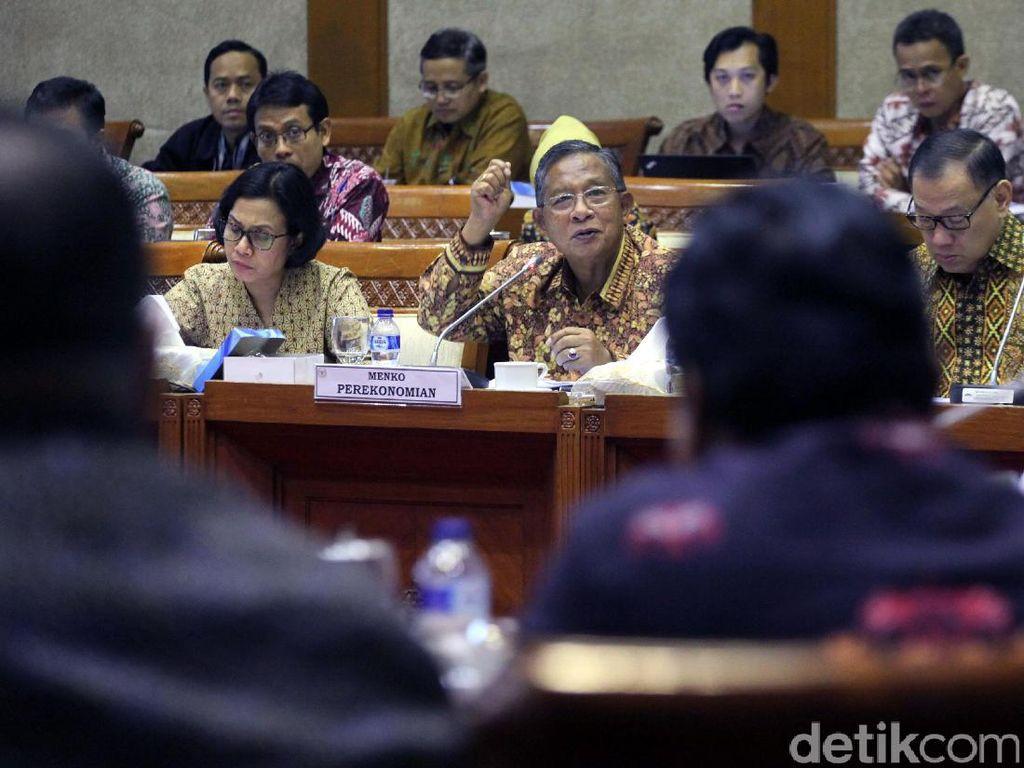 Pemerintah dan DPR Evaluasi KUR