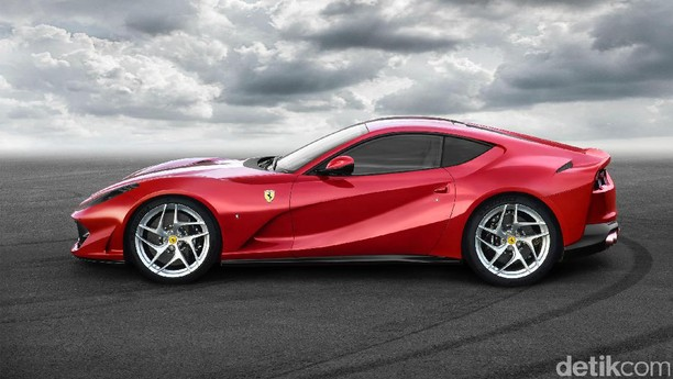 Ferrari Terkuat Disapa 812 Superfast