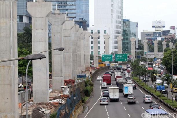 Proyek MRT Akan Dipercepat