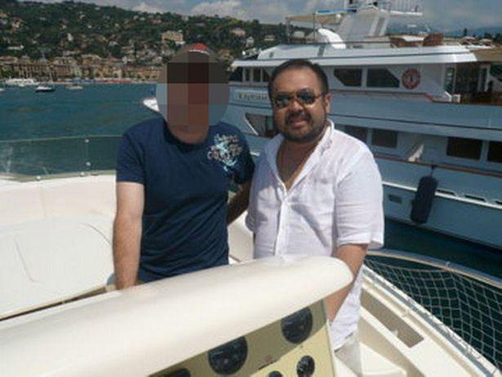 Mengintip Penampakan Kim Jong-nam di Facebook