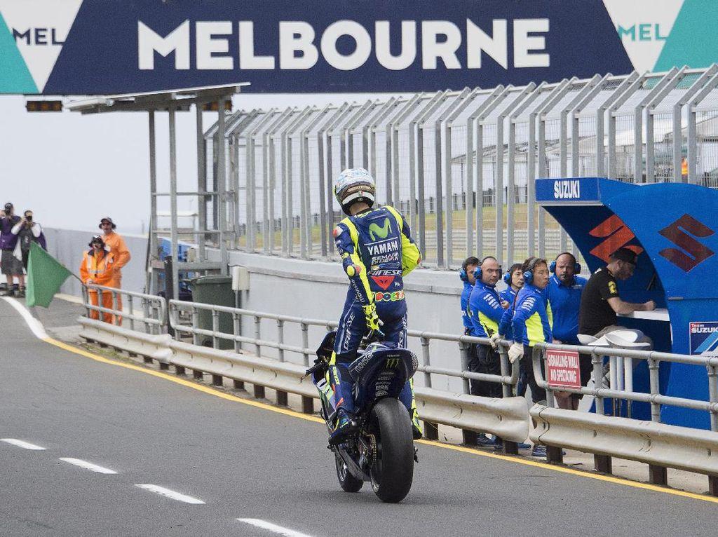 Foto: Aksi-aksi dari Tes Pramusim MotoGP di Phillip Island