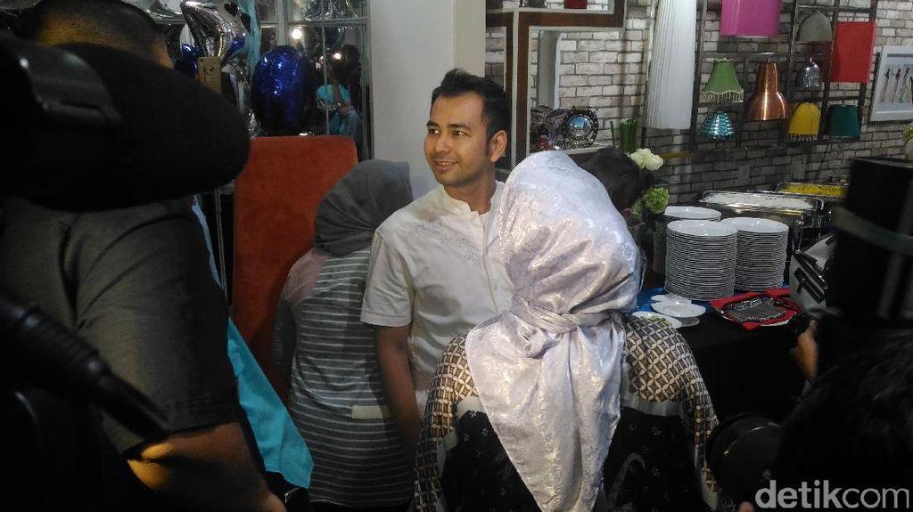 Banyak Diterpa Gosip, Raffi Ahmad Yakin Doa Istri Paling Mujarab