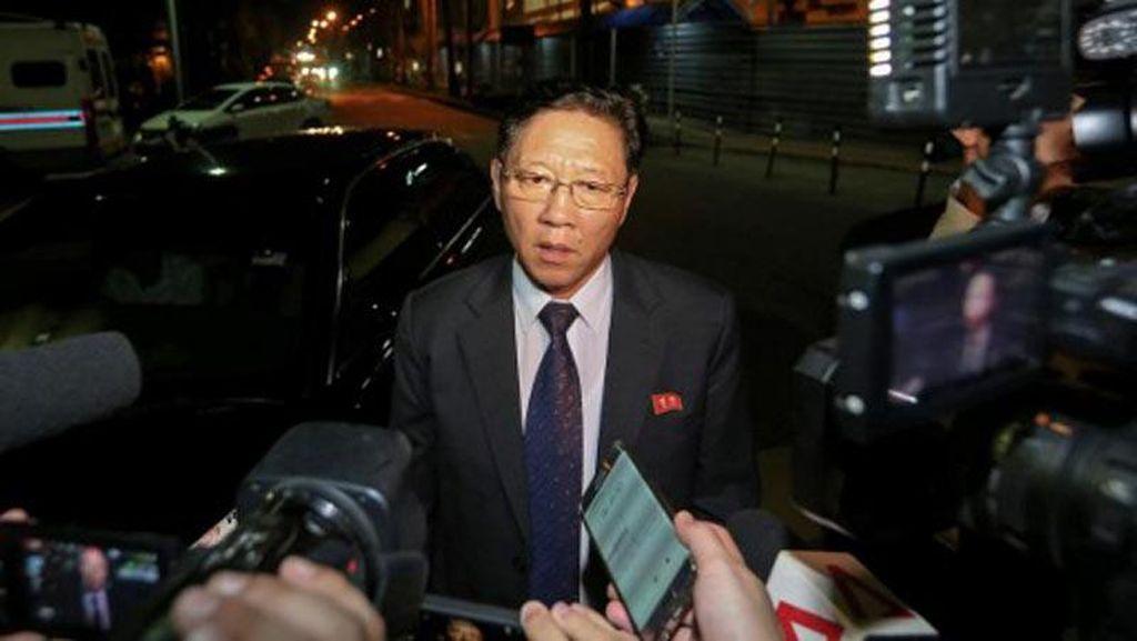 Ribut Soal Kim Jong-Nam, Malaysia Pertimbangkan Usir Dubes Korut