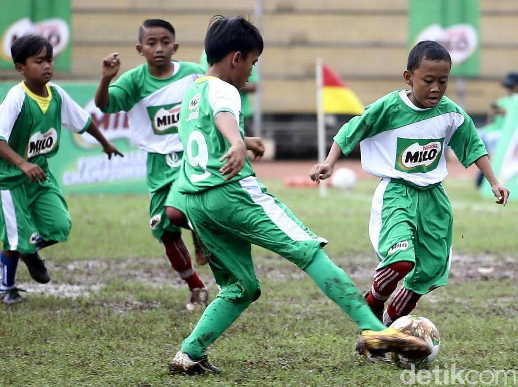 8.000 Siswa Ikuti MILO Football Championship 2017
