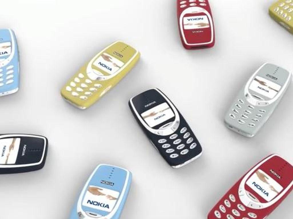 Begini Mungkin Penampilan Nokia 3310 Reborn