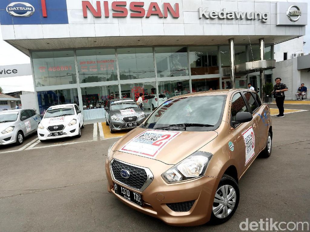 Datsun Risers Expedition Sapa Cirebon