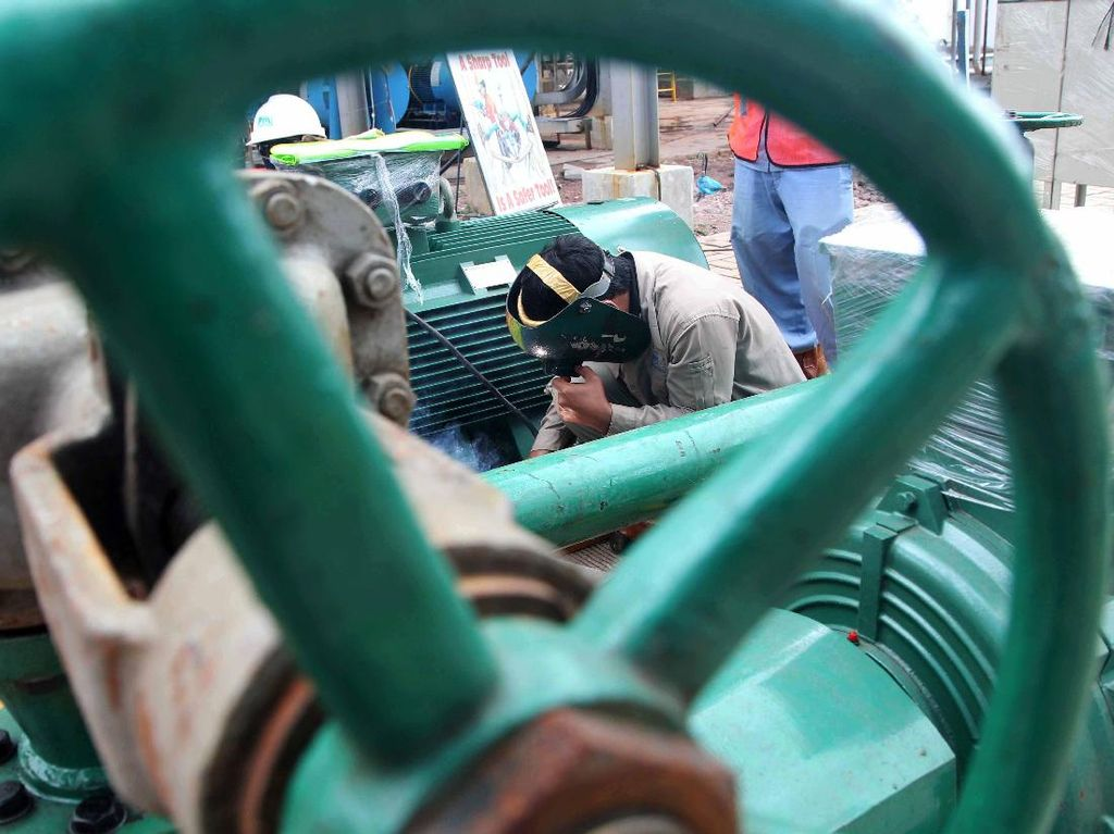 PLTGU Tanjung Uncang Perkuat Kelistrikan Batam