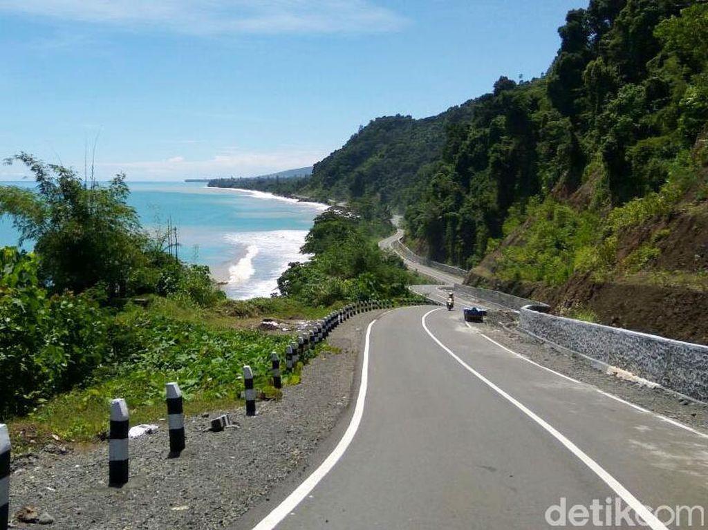 Melihat Jalan Trans Papua Segmen II