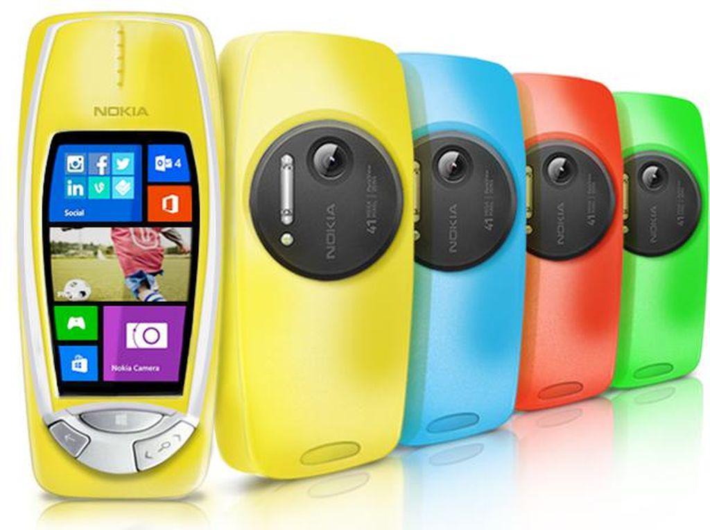 Ketika Nokia 3310 Menjadi Smartphone Keren