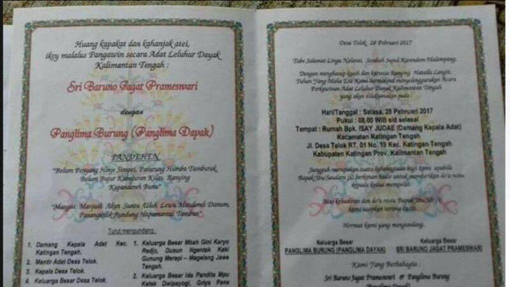 Kabar Pernikahan Gaib 'Titisan Nyi Roro Kidul' Hebohkan Medsos