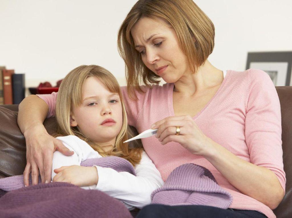Ortu Cerai Tidak Baik-baik, Anak Lebih Rentan Alami Gangguan Kesehatan
