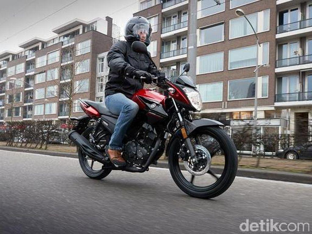Motor Sport Enteng Yamaha YS125