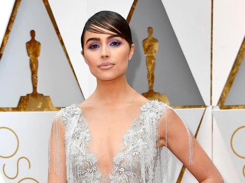 Foto: Tren Lipstik Cokelat Para Selebriti di Oscar 2017