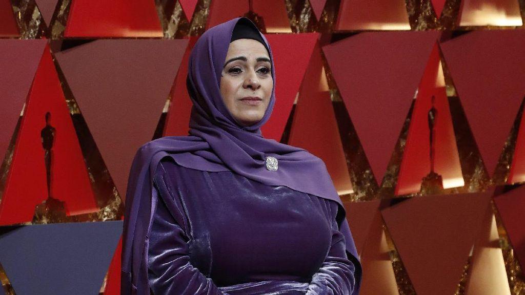 Kata Stylist Katy Perry Saat Dandani Pengungsi Suriah di Oscar 2017