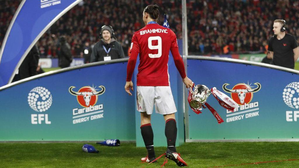 Ibrahimovic Sudah Prediksikan Suksesnya di Inggris