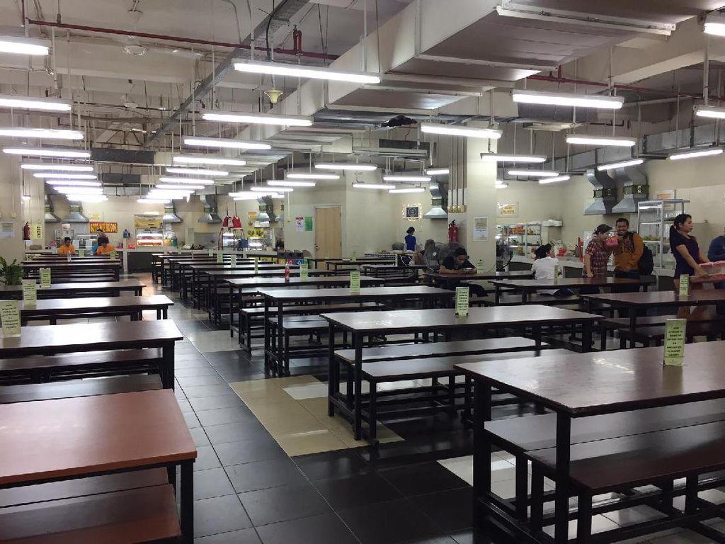 Santap Enak dan Nyaman di Kantin West Mall Grand Indonesia