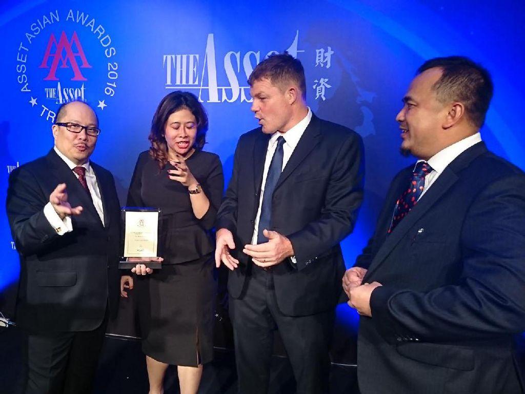 Wika Raih Transaksi Terbaik di Asia