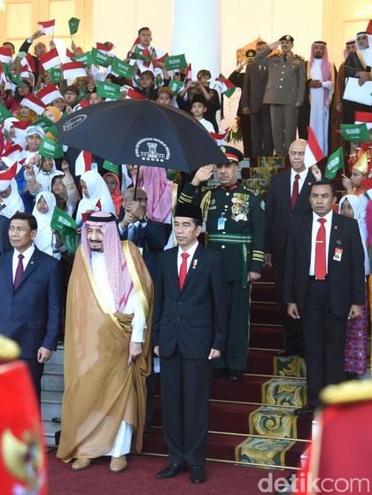 Raja Salman Kunjungi Indonesia, Ini Harapan Para Desainer Hijab