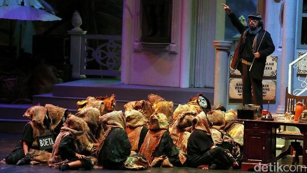 Merayakan 40 Tahun Teater Koma