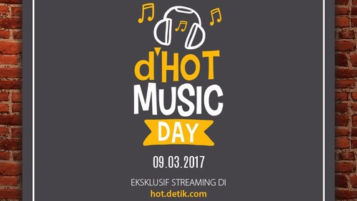 d'HOT Music Day