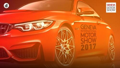 Adu Keren di Geneva Motor Show
