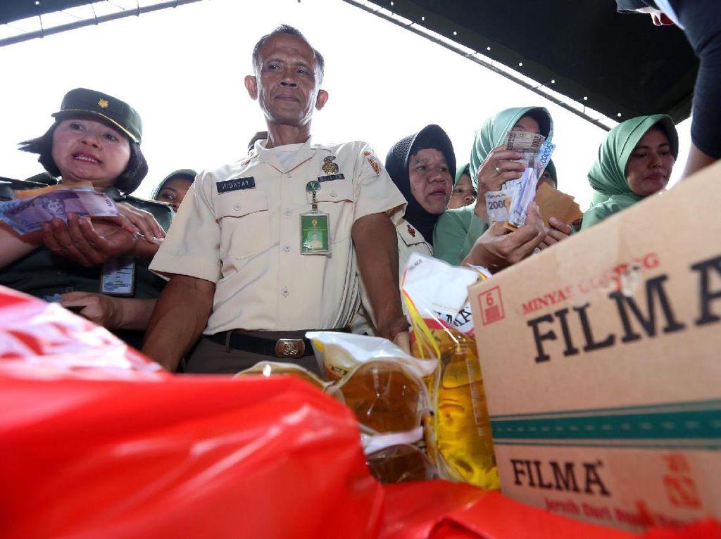 Bazar Rakyat di Mabes TNI AD