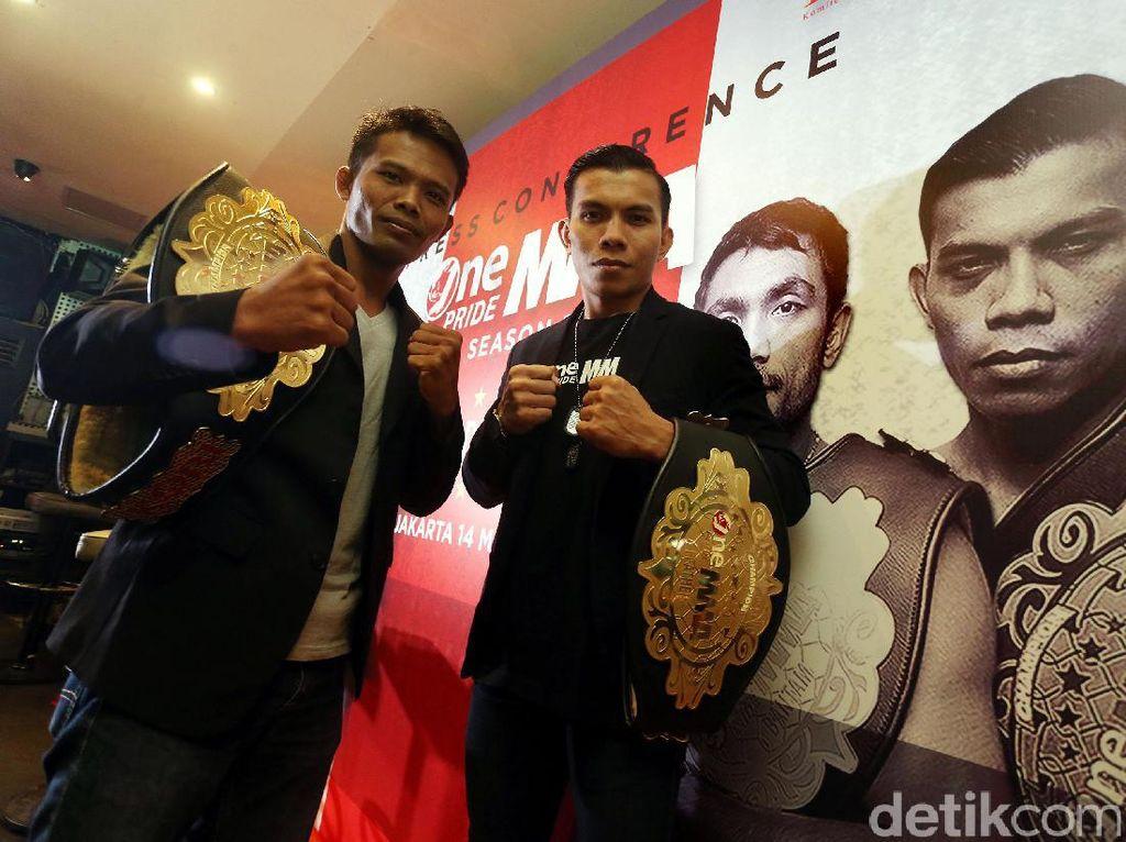 500 Peserta Ikuti One Pride MMA Season 3