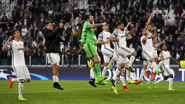 Kalahkan Porto, Juve ke Perempatfinal Liga Champions