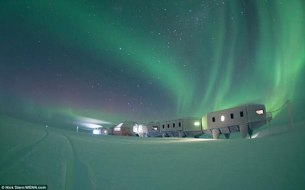 Mengintip Keseharian Para Peneliti Misteri Antartika